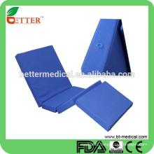 Four folding Hospital bed mattress