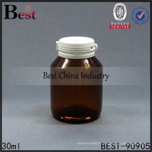 Bouchons de sécurité en plastique pour bouteille de médicament en plastique de 27 mm