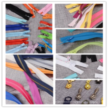 Manufacture of Zippers