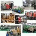 Grupo de gerador do gás natural 400kw ou Genset ou central energética para o GNL CNG do CHP