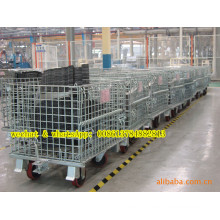 Lower Price Glavanized Wire Cage Used for Storage