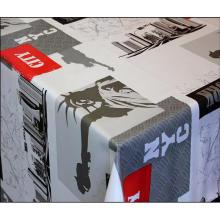 Pvc Печатные подогнанные обложки для стола и многое другое