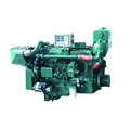 new type 450hp marine engine marine diesel engine with gearbox for sale in Miandian