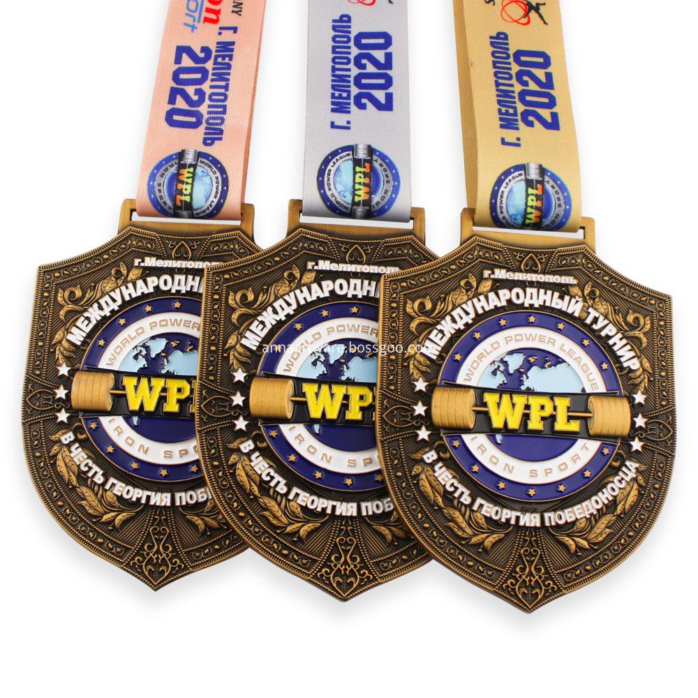 Marathon Medal 4