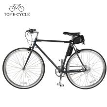 OEM DIY fixed gear bike 700C electric bike