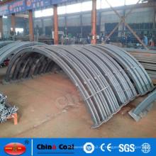 U-Typ Stahl Unterstützung Mine Unterstützung Kohle Mine Unterstützung