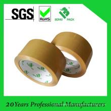 Kartonverpackung gebraucht Klebeband, Transparent BOPP Klebeband, Klar / Braun Verpackungsband
