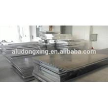 Placa / placa de aluminio gruesa de la serie 3000 de la venta caliente