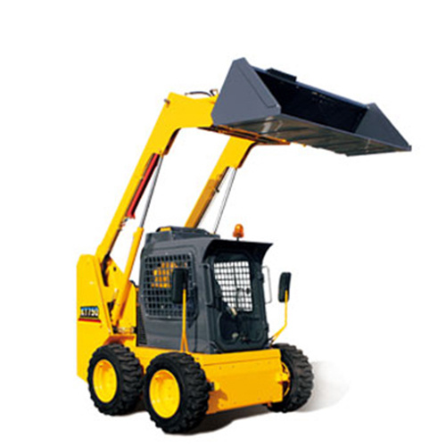 CE harga murah mini skid loader 700kg