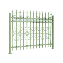 Competitive Price Manufacturer of Decorative Steel Fence