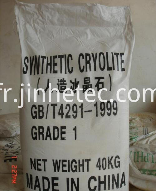 Cryolite For Aluminium