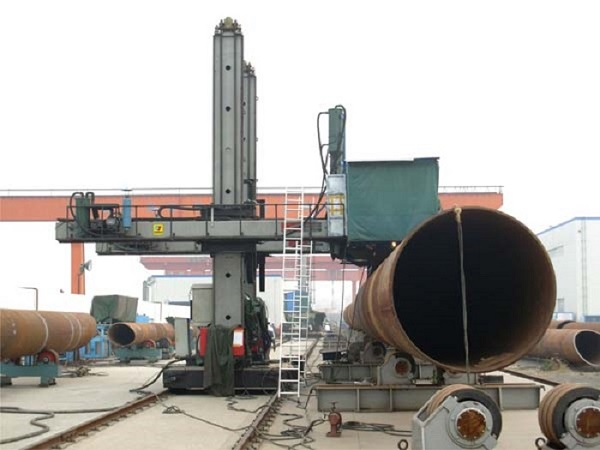 Pressure Vessel Narrow Gap Welding Column And Boom 2
