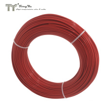 AWM Ul approved high temperature electric electrical wire 300/300v vw 1 fireproof