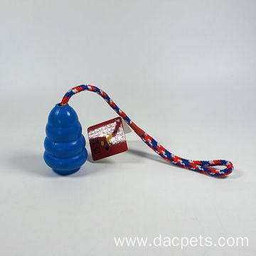 Dog Training rubber ball toys