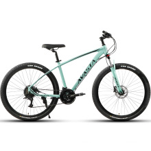 Factory Direct Sale Aluminum Frame MTB Suspension Fork Mountain Bike