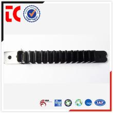 Fornecedor de fundição de precisão personalizado Alta qualidade Black e-coating equipment heat sink