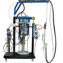 Insulating Double Glass Two Component Sealing Machine