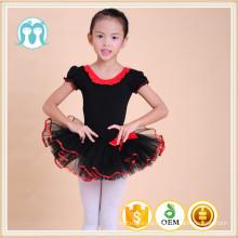 Туту платье дети танцуют Детская одежда балета для девочек школьник