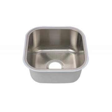 Unter Theke Edelstahl Single Bowl Bar Basin Single