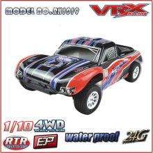 diseño de 2 piezas para fácil actualización de Radio Control juguetes, juguetes coche wih rc