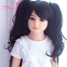 Секс-кукла с плоской грудью Японская маленькая любовная кукла