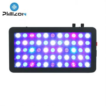 Récif de corail utilisé 165W LED Aquarium Light