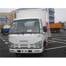 Isuzu Newly 10t 28cbm Seafood Refrigerated Truck en venta