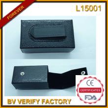 Neuen Gentleman Sonnenbrille Fall mit CE-Zertifizierung (L15001)