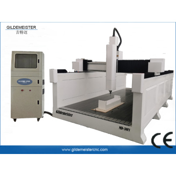 Machine de sculpture CNC en mousse EPS