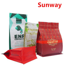 Custom Plastic Coffee Bag