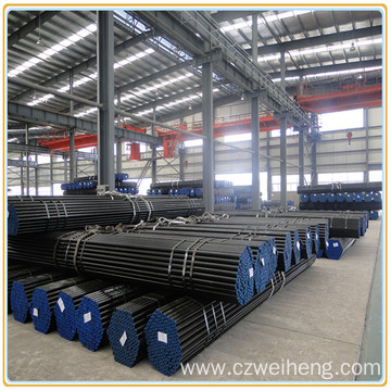 ASTM A106 GrB seamless steel pipes