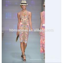 Nova moda de verão sexy pacote Magro hip dress dress dress