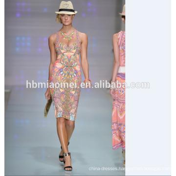 New summer fashion sexy Slim package hip dress dress dress