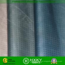 Moda tela con capa de PU realzada para el desgaste Men′s