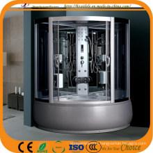 Grey ABS Double People Indoor Shower Room (ADL-8323)