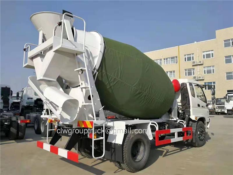 Mixer Truck 4