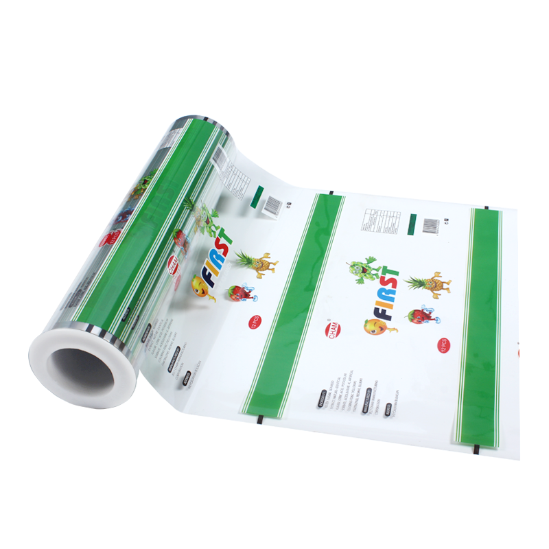 Plastic Food Packaging Roll Film