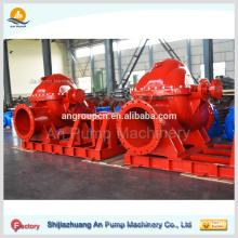 Horizontal centrifugal irrigation water pompe