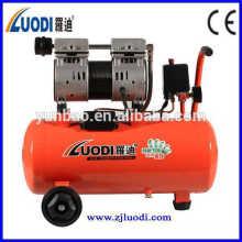 Dentaire compresseur d'air sans huile du fournisseur de la Chine