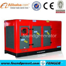 CE approuvé 250KW générateur électrique à gaz TBG236V12