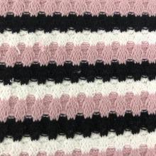 Tissu gaufré polyester spandex
