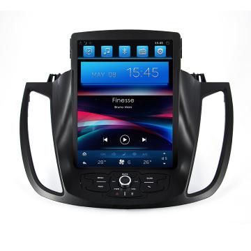 Восьмиядерный! 8.1 андроид автомобильный DVD для КУГА с 9-дюймовый емкостный экран/ сигнал/зеркало ссылку/видеорегистратор/ТМЗ/кабель obd2/интернет/4G с