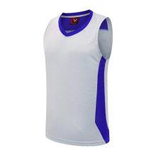 Camisola de basquetebol personalizada de impressão digital