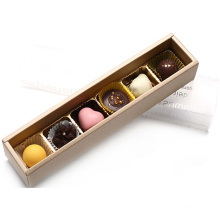 Corrugated Paper Chocolate Gift Box Cute Small Metal Tin Boxes