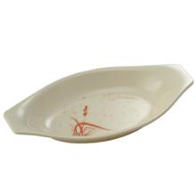 Melamine Banana Shape Tableware/100% Melamine Dinnerware (AG3410)