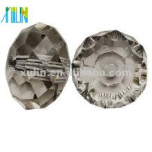 Atacado top de cristal tcheco perfurados Drop Beads 5040 #