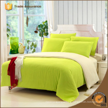 Seamless Luxurious King Size Solid Color Bedding Set