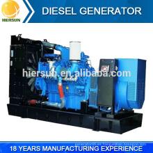 Primer / en espera / energía continua 50hz / 60hz MTU generador diesel al por mayor