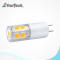 Bombilla AC DC 12V Dimmable G4 LED