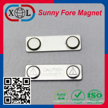Usine de Chine n52 badge aimant
